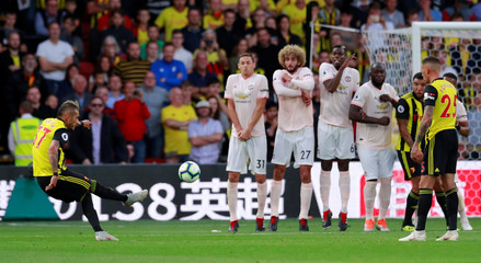 Premier League - Watford v Manchester United