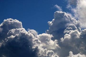 clouds Saint Petersburg Russia