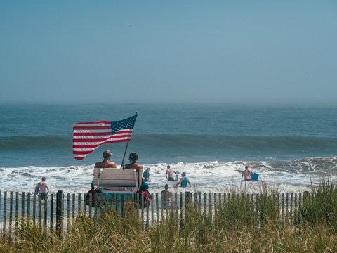 Summer at Rehoboth Beach