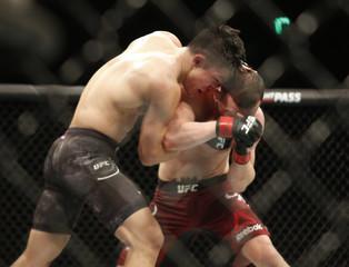MMA: UFC Fight Night-Moscow-Yan vs Soon Sun