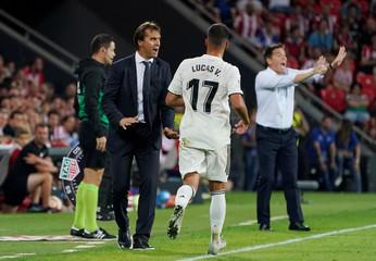 La Liga Santander - Athletic Bilbao vs Real Madrid