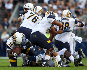 NCAA Football: Kent State at Penn State