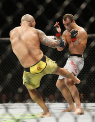 MMA: UFC Fight Night-Moscow-Kunchenko vs Alves