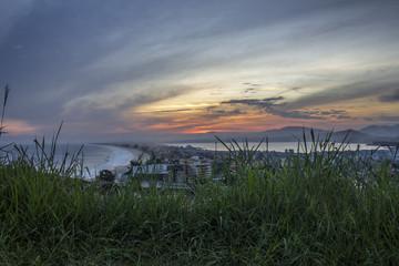 visual of niteroi city