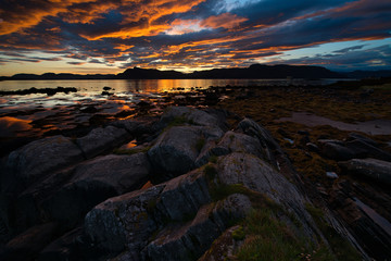 Sunrise in Norway