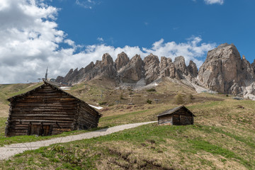 Dolomites, Italy photography in summer