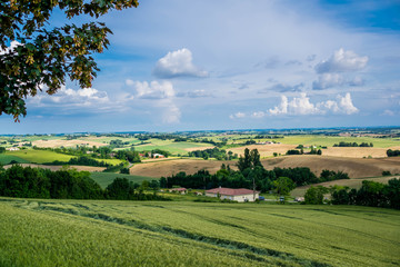 Campagne Gersoise.