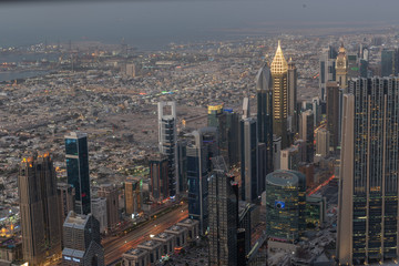 Papiers peints Cote Dubai city, United arabic emirates