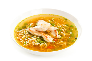 Broth - chicken soup