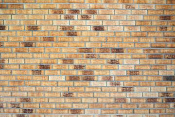 Hintergrund Mauer mit alten Ziegelsteinen