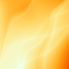 Summer background orange fun holiday card design