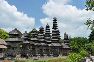 Temple Taman Ayun on Bali