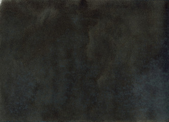 Black watercolour background