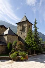Casa de la Vall at Andorra la Vella
