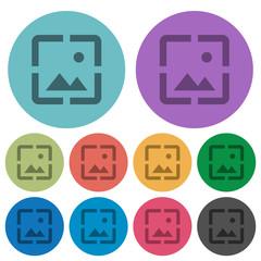 Wallpaper image color darker flat icons
