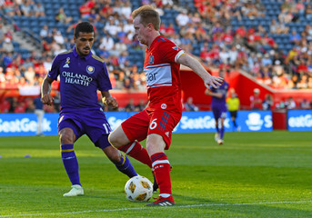 MLS: Orlando City SC at Chicago Fire