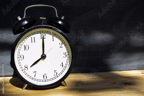 8 am alarm clock