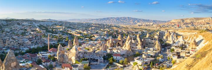 Panorama of Göreme, Turkey