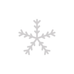 snowflake icon. Element of colored Christmas holiday icon for mobile concept and web apps. Thin line snowflake icon can be used for web and mobile