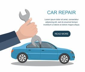 Automobile  repair Service and Maintenance