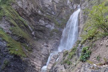 Martuljski Slapovi in Slovenia, Triglav National Park