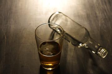 残ったビール