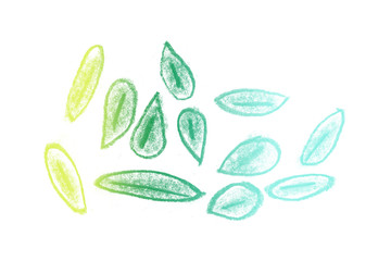 Organic sketch background with natural pencil background, abstract lines, and scrapes with a green gradient. Raw pencil website background. Natural charcoal texture.