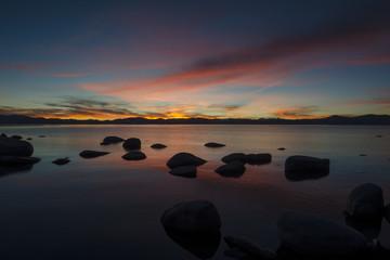 North Lake Tahoe Chimney Beach