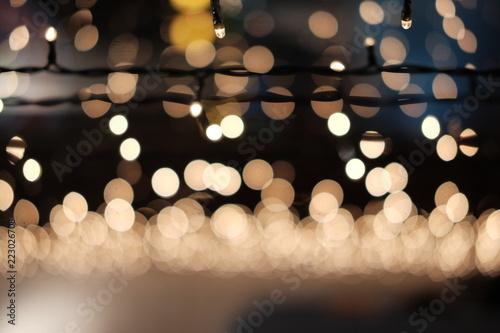 Outdoor christmas garland lights dailyfoo