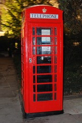 London City Phonebox