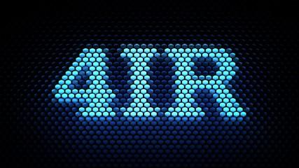4IR acronym (Fourth Industrial Revolution)