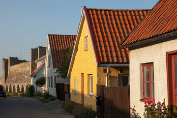 Gotland,Sweden, Island, house