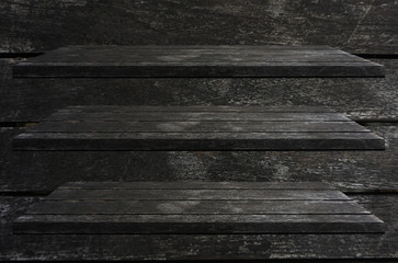 wooden shelf texture background