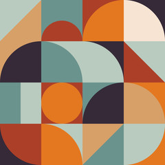 Abstract Geometry Pattern Graphic 12