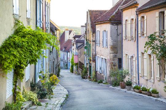 Vezelay, Frankreich
