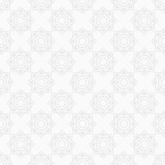 Oriental seamless pattern. Arabic style pattern.