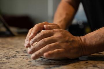 homemade dough