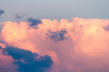 Sky with clouds 6