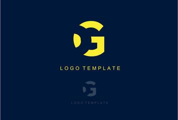 Simple Logo Icon Letter G Vector Design