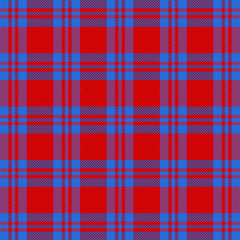 MacGregor Tartan. Scottish cage background