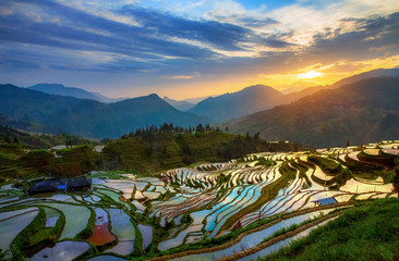 List of guizhou province and terraces