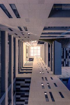 Building interior features