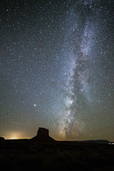 Monument Valley NIght