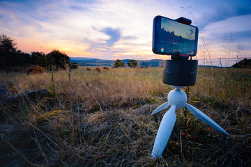 Smartphone 360° Motion Timelapse Zeitraffer