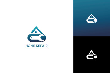 HOME REPAIR LOGO DESIGN