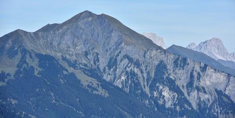 alpes en septembre