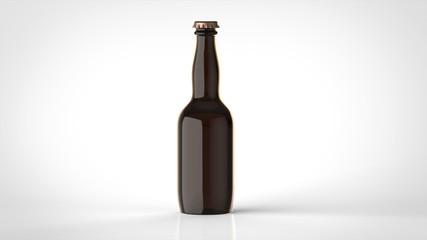 ビール瓶 無地