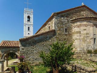 Ardenica Monastery, Albania.