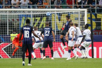 Champions League - Group Stage - Group B - Inter Milan v Tottenham Hotspur