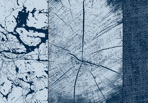 Kit artistique Textures naturelles